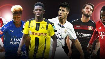 Topul pustilor de SENZATIE care isi asteapta debutul in aceasta editie a grupelor Champions League | Azi, Barcelona - Celtic e in direct la ProTV, la 21:45
