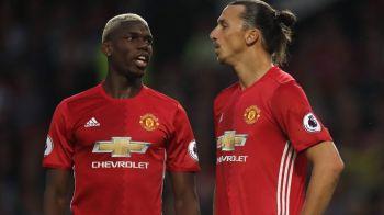 "In sfarsit! Pogba, primul gol la Manchester United! Ce rol a avut Zlatan in transfer: ""Iti rup picioarele daca nu-l aduci"""