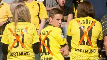 Dortmund - Real, marti, la ProTV | Sansa uriasa pentru Gotze in fata fanilor! Galeria nu l-a iertat dupa ce a plecat la Bayern