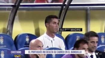 "Ronaldo a reactionat la fel ca Budescu dupa prima schimbare la Real: ""Puta madre!"" Mama portughezului i-a luat apararea! Dortmund - Real, marti, ProTV!"