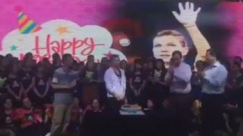 Surpriza uriasa pentru Simona Halep in China! Ce i-au pregatit fanii de ziua sa la Wuhan. VIDEO