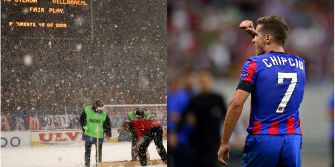 Ce faceau unii dintre cei mai iubiti stelisti acum 11 ani, la Steaua-Villarreal! Chipciu: Stateam la camin si asteptam sa inceapa