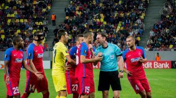 GALERIE FOTO   Cum s-a vazut Steaua - Villarreal de pe National Arena: explozie de bucurie la golul lui Sulley si de nervi la penaltyul refuzat la hentul lui Rukavina