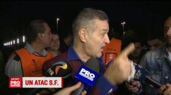 Becali anunta ca VIZONUL vine la Steaua in iarna! :)) Cum ataca tactica facuta in fata Arenei Nationale de Becali