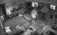 A fost trezit in mijlocul noptii de bubuitura! Primul clip cu un Galaxy Note7 care explodeaza! VIDEO