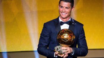 """Cristiano e """"linistit"""" in privinta Balonului de Aur: """"Savurez momentul"""". Ce spune despre sansa de a castiga cel de-al 4-lea trofeu din cariera"""