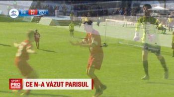 O noua intalnire de 5 stele pentru pustii Romaniei la Danone Nations Cup, in ultima zi a turneului. Academia Hagi a castigat meciul cu Anglia de pe Stade de France