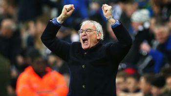 O noua minune marca Leicester: campioana Angliei are mai multe puncte in Liga Campionilor, dupa 3 meciuri, decat in Premier League dupa 8 etape