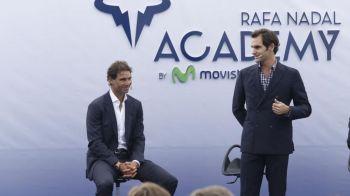 """""""Copiii mei sa mearga la Nadal daca vor sa invete tenis!"""" Declaratia lui Federer face inconjurul lumii! Cum a ajuns sa spuna asta"""