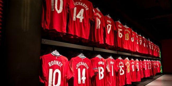Topul in care Romania nu exista! Numarul tricourilor vandute de Manchester United e aproape cat populatia Bucurestiului!