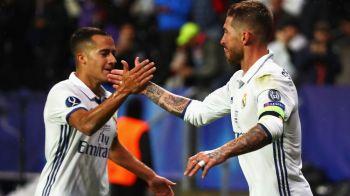 Florentino Perez asigura viitorul Realului. Pustiul Lucas Vazquez, urmasul lui Ronaldo si Bale, si-a prelungit contractul pentru inca 5 sezoane