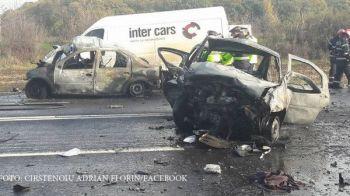 BREAKING NEWS. Accident cumplit petrecut in urma cu putin timp in Romania: sunt 4 morti