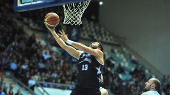 Victorie dramatica pentru U Cluj in FIBA Europe Cup, 65-63, cu Larnaca, in direct la Sport.ro!