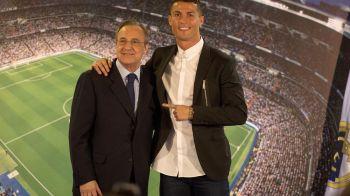 Transferul pe care Ronaldo ar vrea sa-l faca la Real: un coechipier surpriza de la nationala Portugaliei, favoritul sau