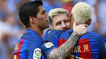 Mesajul SPECIAL al lui Messi dupa recordul din Champions League. La ce numar de goluri a ajuns starul Barcelonei