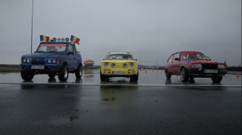 MANDRIE NATIONALA: Intrecere nebuna intre ARO, Dacia si Oltcit intr-o editie speciala Super Speed, sambata, ProTV!