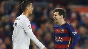 Meciul care da Balonul de Aur! Ultima sansa pentru Messi sa-l BATA pe Ronaldo. Marea confruntare din El Clasico