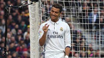Hai ca asta e gluma zilei! Cum s-a pozat Ronaldo in vestiarul Realului la cateva minute dupa finalul El Clasico :)