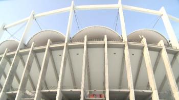 Super imagini! National Arena s-a transformat in cel mai scump derdelus din lume, de 250 milioane de euro
