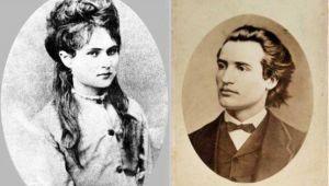 Mihai Eminescu si Veronica Micle, povestea unei iubiri care s-a terminat tragic