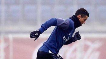 Un nou gest golanesc al lui Ronaldo. Ce i-a facut unui adversar in meciul cu Sevilla