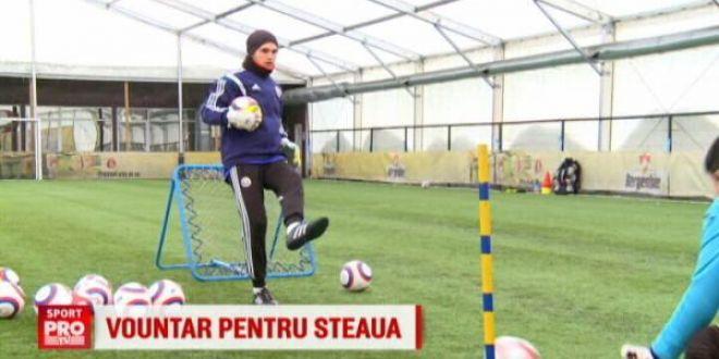 A crescut la Steaua si s-a retras dupa ce i s-a propus un blat! Portarul care si-a depus CV-ul la CSA Steaua