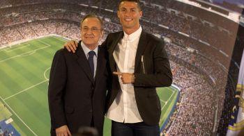 Transfer comandat de Ronaldo. Cristiano i-a transmis lui Florentino Perez sa cumpere un atacant. Pe cine vrea