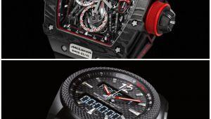 NOU! Smartwatch Bentley si ceasul de UN MILION DE EURO al lui McLaren