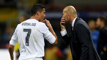 Program infernal pentru Real. Timp de o luna, Ronaldo si Ramos vor juca din 3 in 3 zile. Cate meciuri au