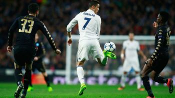 """Seceta"" fara precedent pentru CR7! A fost depasit de un coleg in topul condus de Messi in Champions League"