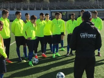 Viitorul, SCOASA de pe iarba de Porto! Ce a patit echipa lui Hagi inaintea meciului din Youth League
