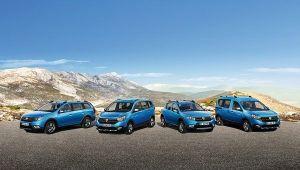 Dacia prezinta trei modele la Salonul Auto de la Geneva. Cum arata noile masini de la Mioveni. FOTO