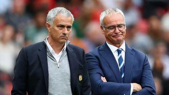 Gestul special al lui Mourinho pentru Claudio Ranieri, dupa demiterea de la Leicester. Ce si-a scris pe echipament