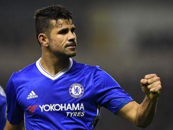 Diego Costa putea sa devina cel mai scump jucator din istorie! Oferta COLOSALA refuzata de Chelsea din China