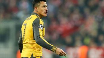 GAME OVER! Alexis Sanchez pleaca de la Arsenal! Ce s-a intamplat dupa infrangerea cu 5-1 cu Bayern