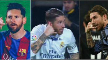 A vrut Ramos sa-l ironizeze pe Messi? Cum a raspuns capitanul Realului dupa meciul cu Napoli