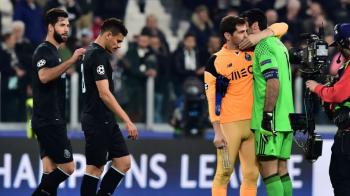 Buffon se teme de Leicester in sferturile Ligii! De ce prefera Barca si Real