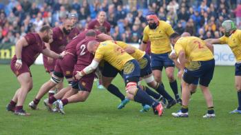 FABULOS! Romanii i-au dat Georgiei trofeul Rugby Europe, desi NOI l-am castigat! Anuntul de ultima ora al Federatiei Europene