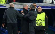 Sir Alex ii ia locul lui Mourinho la United! Insa doar pentru un meci! La ce partida va sta pe banca legendarul antrenor