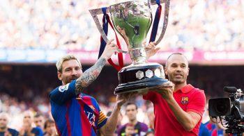 """""""N-am vrut sa joc la Barcelona, i-am refuzat de cateva ori"""". Dezvaluirile lui Iniesta, omul care se identifica acum cu Barca"""