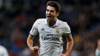 GOL SENZATIONAL reusit de fiul lui Zidane la antrenamentul lui Real Madrid! Cum a marcat. VIDEO