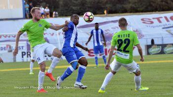 "Al doilea fotbalist dat afara de Craiova in plin Play Off. Reactia dura a jucatorului: ""Antrenorule, fii barbat"""