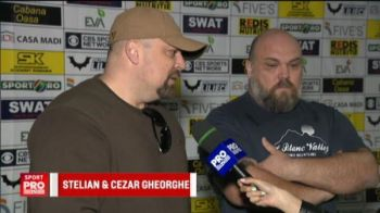 """Cei mai cunoscuti arbitri de lupte din Romania sunt frati. """"Pentru sportivi sunt mai rau ca Vlad Tepes"""" - VIDEO"""