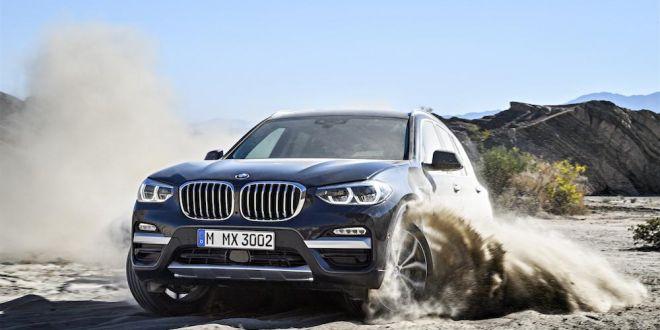 FOTO si INFO complete: NOUL BMW X3!
