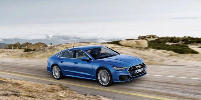 GALERIE FOTO: acesta este noul Audi A7 Sportback!