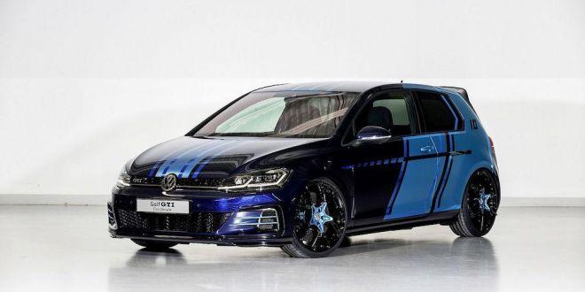 Premiera mondiala: galerie foto cu VW Golf GTI HIBRID!