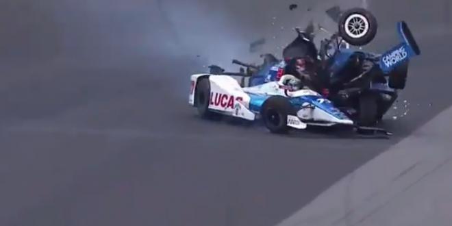 VIDEO EXPLICIT: cel mai terifiant accident din weekend trecut!