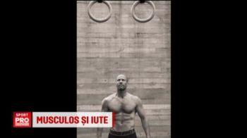 Musculos si iute | Actorul Jason Statham implineste 50 de ani, dar continua sa arate senzational