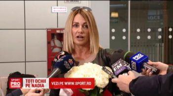 """Nadia a revenit dupa 40 de ani la Cluj: """"Aici m-a prins cutremurul din 1977!"""" VIDEO"""