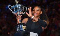 Serena Williams este insarcinata! Cea mai buna jucatoare a lumii, care va reveni pe locul 1 WTA de luni, s-ar putea retrage